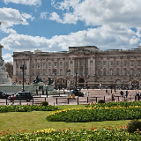 Buckingham Palace in London, England. taken by myself with a Canon 5D and 24-105mm f/4L IS lens.