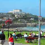 Newquay - western part