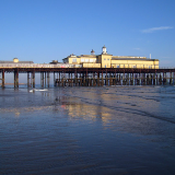 Hastings Pier, White Rock, Hastings Opened in 1872. Now closed due to being structurally unstable. Grade II listed https://historicengland.org.uk/listing/the-list/list-entry/1192411