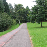 Charlton Park Foot and Cycle Paths The foot and cycle paths provide a traffic free route (apart from crossing a couple of roads) from the edge of Charlton Kings to the centre of Cheltenham.