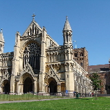 Cathedral and Abbey Church of St Alban, St Albans, Hertfordshire, UK