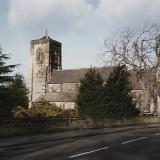 Parish church of St Nicholas, en:Cramlington, en:Northumberland, en:England.