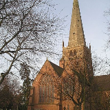 St Alphege Church Solihull in Solihull