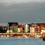Summary:Littlehampton Harbour, West Sussex Author:PhillipC Source:https://www.flickr.com/photos/flissphil/357366491/