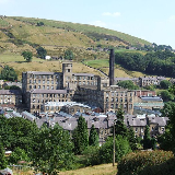 Mill at Marsden, West Yorkshire