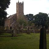 tranent parish church and churchyard