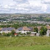 Ebbw Vale, panorama