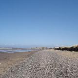 Barkby beach The beach near to Gronant