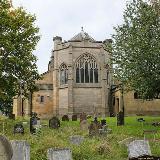 Llanasa - Eglwys Sant Asaff a Chyndeyrn, Llanasa, Sir y Fflint.