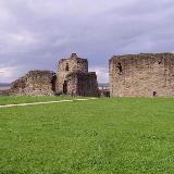 Flint Castle in Wales