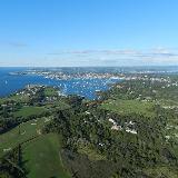 Newport Rhode Island Aerial View