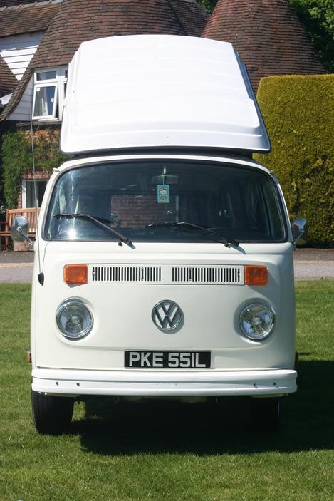 A VW T2 Classic Campervan called Florencekent and Meet the beautiful Florence! for hire in Faversham, Kent