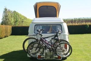 Florence bike racks