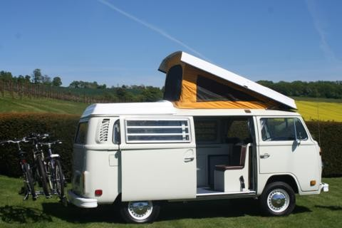Florence - a superb VW Camper Van