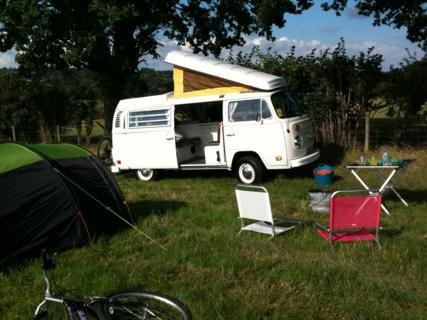 173441de33 Kent VW Camper Van Hire