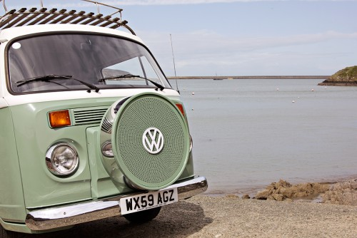 A VW T2 Brazilian Campervan called Willow-van and Willow for hire in haverfordwest, Pembrokeshire