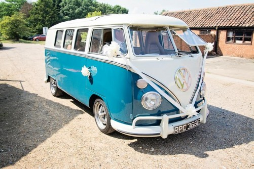 A VW T1 Splitscreen Campervan called VW123 and At park hill for hire in lowestoft, Suffolk