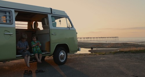 A VW T2 Classic Campervan called Olive1979 and family friendly for hire in darlington, Durham