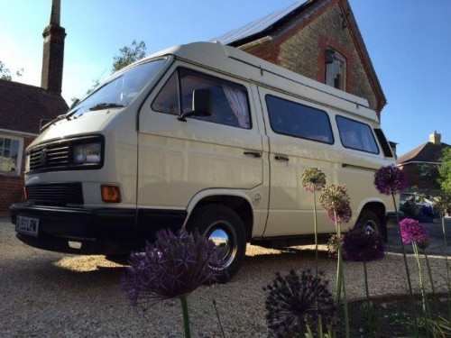 A VW T3 Campervan called Florence and Florence for hire in gillingham, Dorset