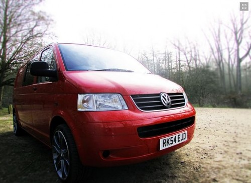 A VW T4 Campervan called Bodhi and Great looking Van for hire in Windsor, London