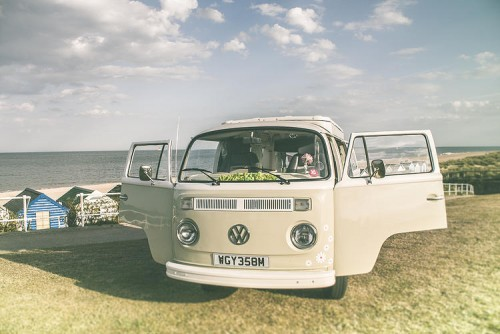 A VW T2 Classic Campervan called BamBams and Bam Bam gorgeous camper to hire fro ... for hire in eye, Suffolk