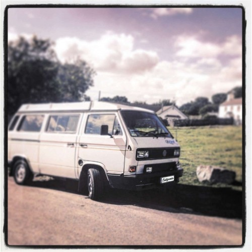 A VW T3 Campervan called T3WestfaliaCalifornia and T3 California Westfalia for hire in hove, East Sussex