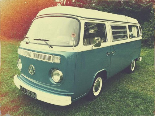 A VW T2 Classic Campervan called Matilda and Matilda! for hire in wokingham, Berkshire