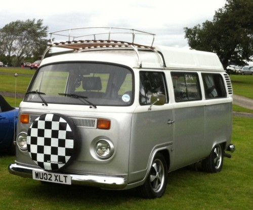 A VW T2 Classic Campervan called Pedro and Pedro - Aircooled Brazilian T2 Baywindow LHD campervan. for hire in warrington, Lancashire