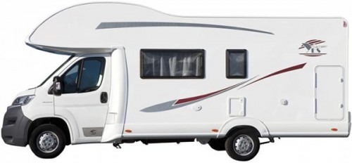 A PLA Motorhome called Slika and Slika view for hire