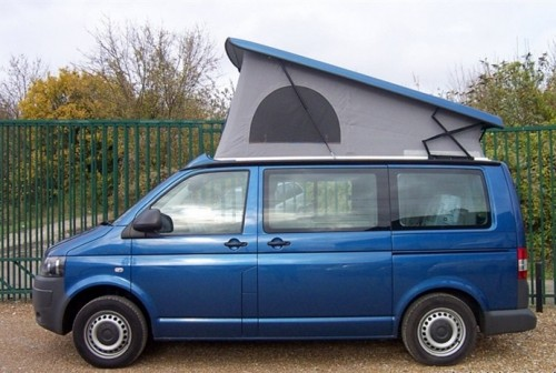A VW T5 Campervan called T5-London and T5 Campervan for hire in edgware, Bedfordshire