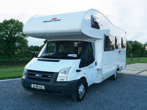 A Roller team Motorhome called Polo and Polo for hire in co. roscommon, Roscommon