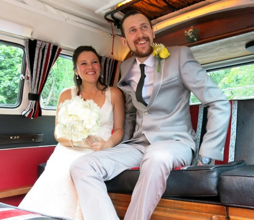 Your wedding trip