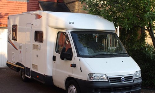A Low Profile Motorhome called Fram4 and Frame for hire in woodbridge, Suffolk