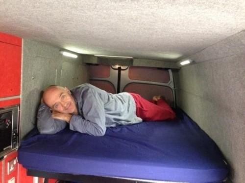 Big bed!  ...