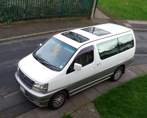 A Toyota Campervan called Sonja and Van for hire in radcliffe, Bedfordshire