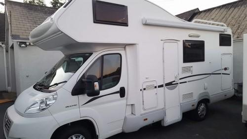 A Fiat Campervan called FiatCi and fiat 6 berth for hire in banbridge, Down