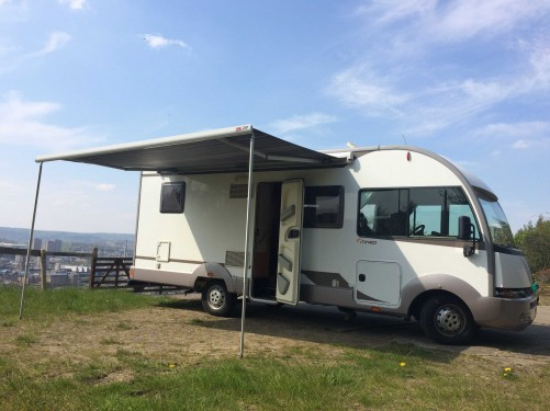 A Rapido Motorhome called IT690 and IT690 for hire in oldham, Greater Manchester