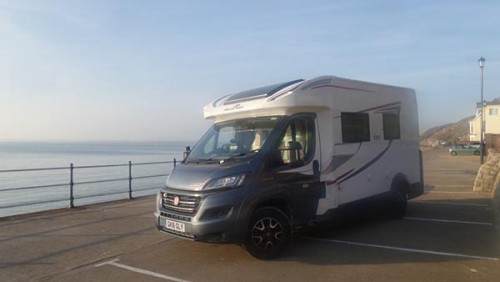 A Roller team Motorhome called Fiat590 and Fiat... for hire in hove, East Sussex