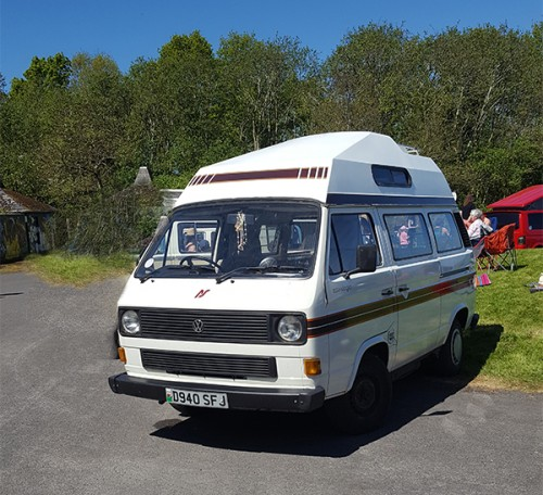 A VW T3 Campervan called Percy2 and Percy... for hire in holywood, Down