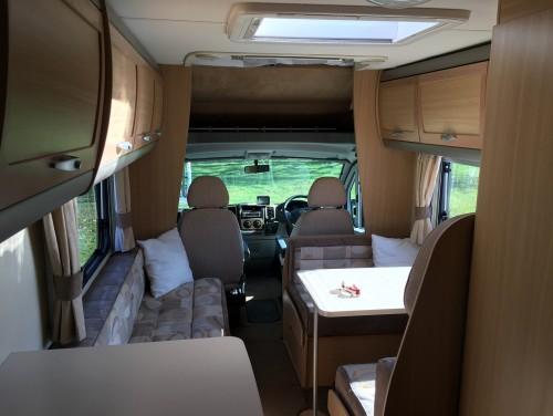 Bessie interior