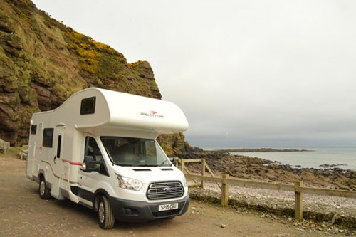 A Roller team Motorhome called Earl-zefiro and Earl... for hire in dunphail, Moray