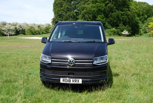 A VW T6 Campervan called Indianna and My Face for hire in dunstable, Hertfordshire