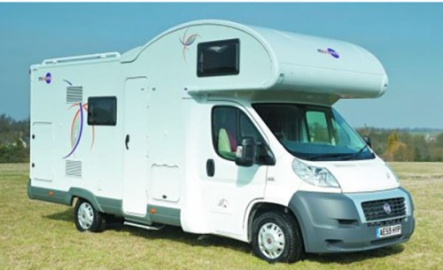 A Ducato Motorhome called Bessy and Bessy the Motorhome... for hire in woking , Surrey