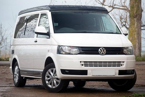 A VW T6 Campervan called Colin and Colin... for hire in tredington, Warwickshire