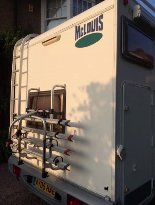 A Ducato Motorhome called Loius and Louis3 for hire in falmouth, Cornwall
