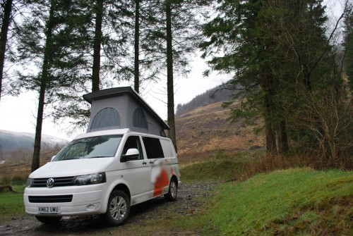 A VW T5 Campervan called Wil and The Wil... for hire in pontypridd, Cardiff