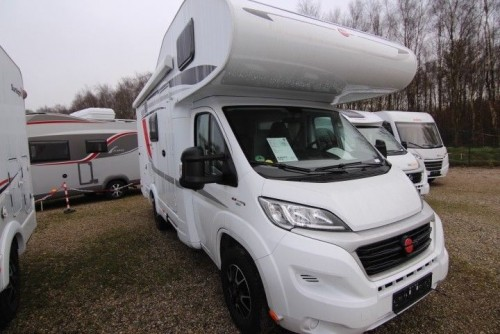 A Burstner Motorhome called Kaden and Its Me... for hire in vilnius, Lithuania