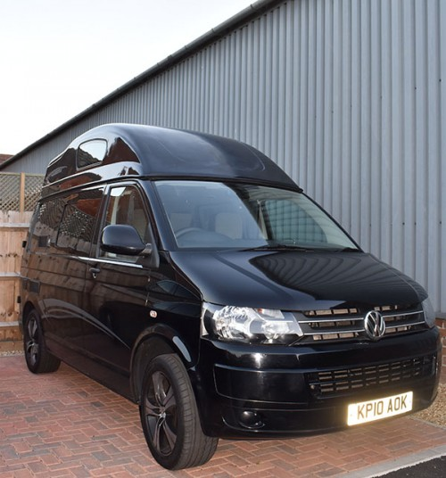 A VW T5 Campervan called RolfT5 and Rolf... for hire in Raunds Northants, Northamptonshire