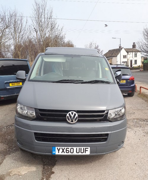 A VW T5 Campervan called Dorian and Dorian... for hire in dewsbury - dewsbury, West Yorkshire