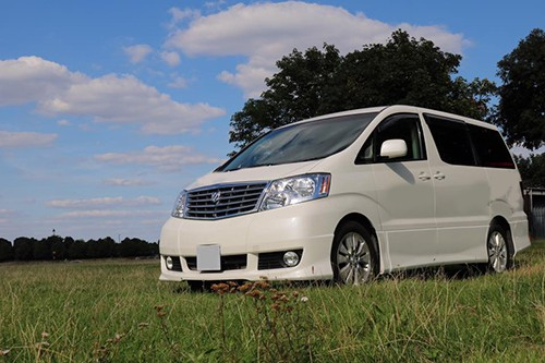 A Toyota Campervan called Alphard and Alphard.... for hire in london, London